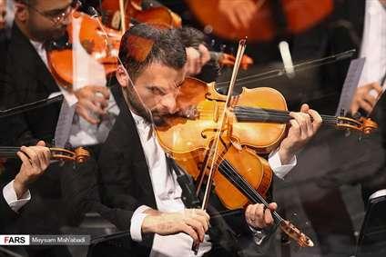 اجرای شب موسیقی آذربایجان