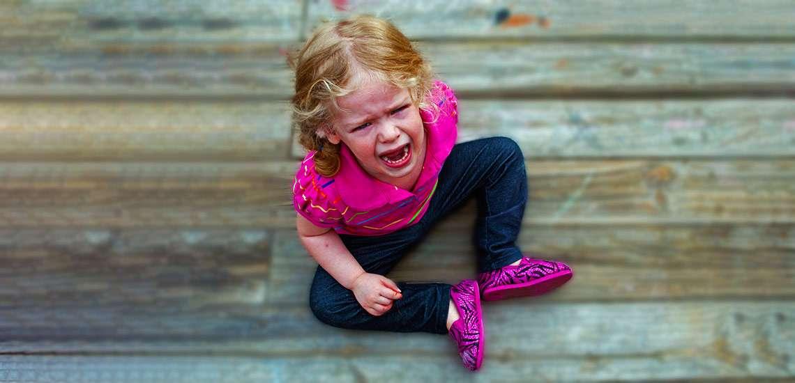 کودک، اصرار، خواسته نامطلوب، جیغ کشیدن، بی اعتنایی، خانواده ایرانی
