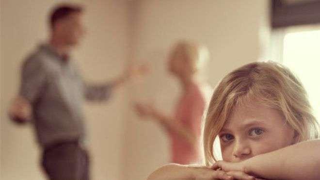 زن و شوهر،کودک، دعوا، پدر و مادر، اختلاف، توافق، خانواده ایرانی،