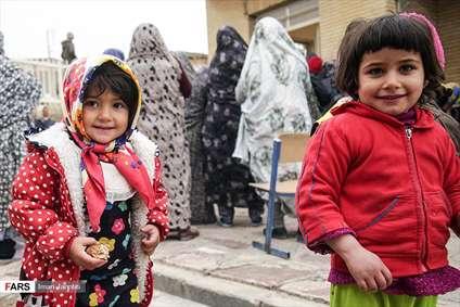اردوی جهادی پزشکی در روستاهای کلات