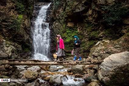 آبشار دودْوَزَن