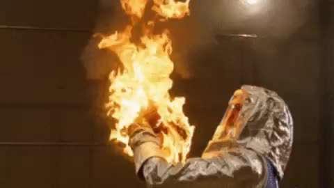 توپ آتشین
