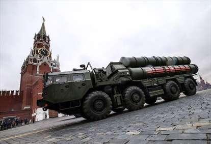 سامانه موشک اس 400