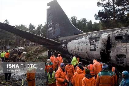 سانحه برای هواپیمای باربری بوئینگ ۷۰۷
