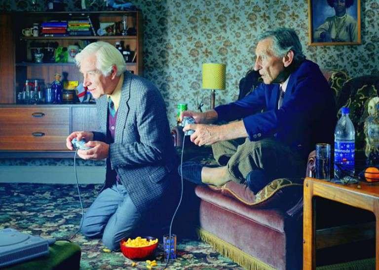 تقویت حافظه سالمندان