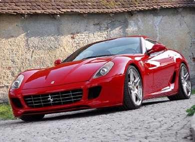 فراری 599 جی تی بی فیورانو (Ferrari 599 GTB Fiorano)