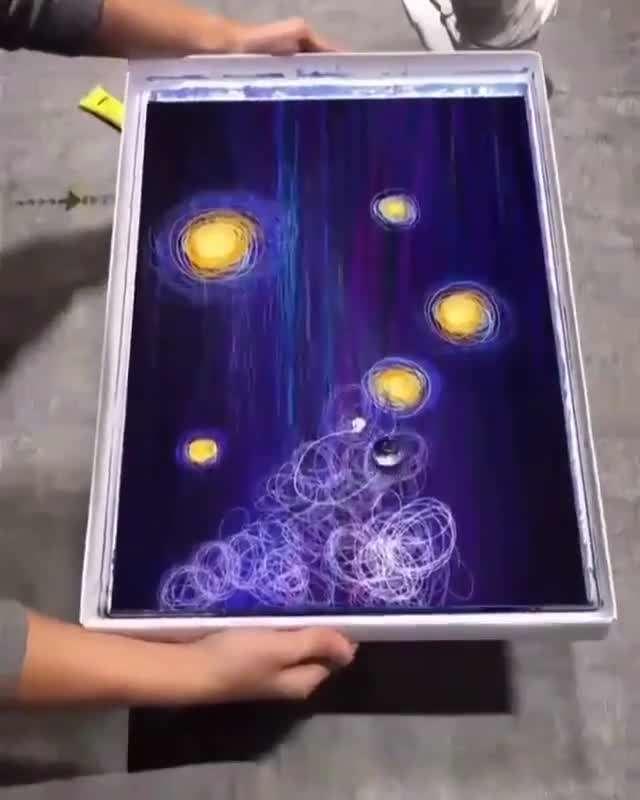 ترکیب هنر و خلاقیت