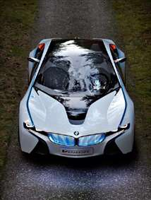 BMW Vision Connected Drive 2011
