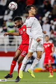 ایران ۲ - ۰ عمان