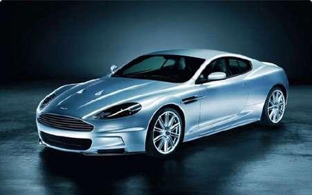 اَستون مارتین دی بی اِس (Aston Martin DBS)