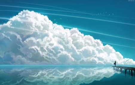 نقاشی ابر