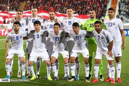 تیم فوتبال پاختاکور ازبکستان
