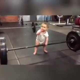 کودک ورزشکار
