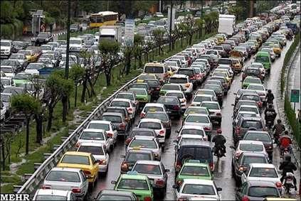ما فقط توی ترافیک؛ پشت همیم