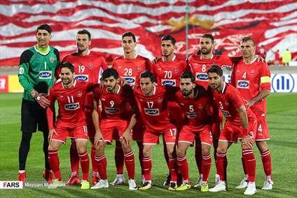 تیم فوتبال پرسپولیس