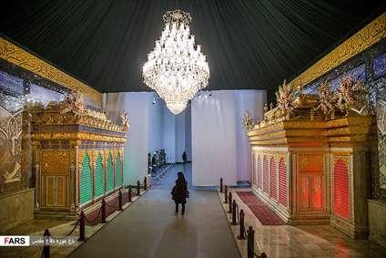 تالار شهادت باغ موزه دفاع مقدس