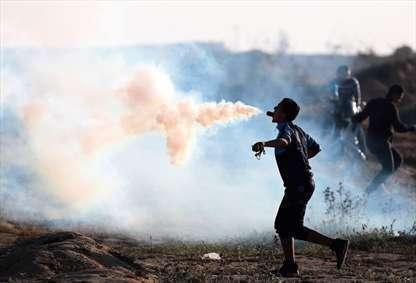 چالش جوان فلسطینی