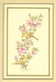 تابلوی نقاشی بهار