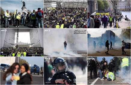 شنبه بیست یکم فرانسه