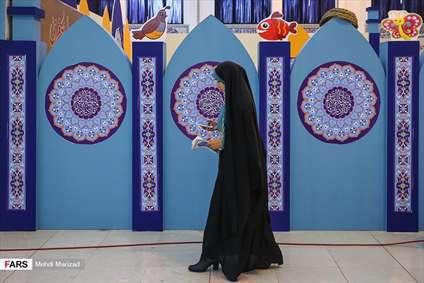 بیست و هفتمین نمایشگاه قرآن کریم98