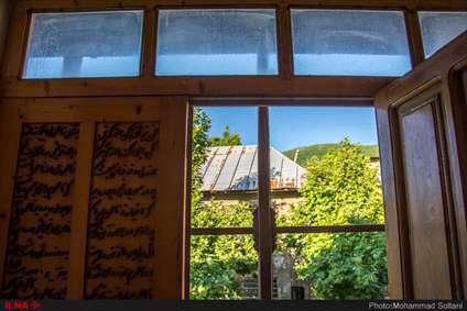 خانه موزه حاج علیرضا رضایی کلانتری - مازندران