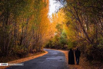 خلخال تاج طبیعت ایران