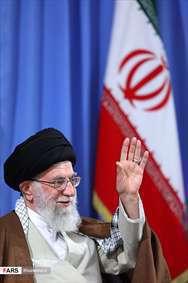 محفل انس با قرآن کریم با حضور رهبر معظم انقلاب اسلامی