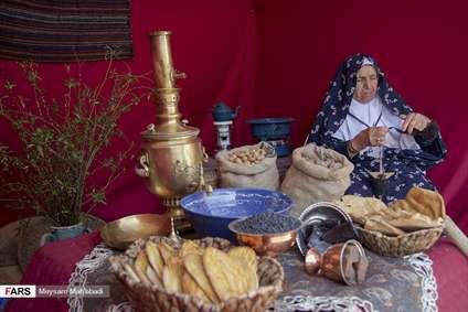 ششمین جشنواره ملی پخت سمنو در آشتیان