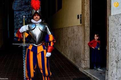 محافظان جدید پاپ