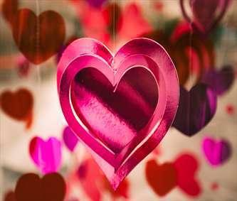 قلب نماد محبت
