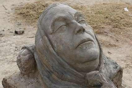 مجسمههای نمکی