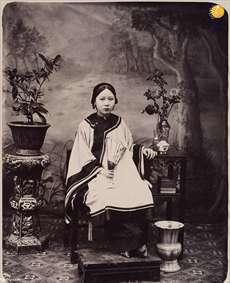 اولین تصاویر گرفته شده از چین