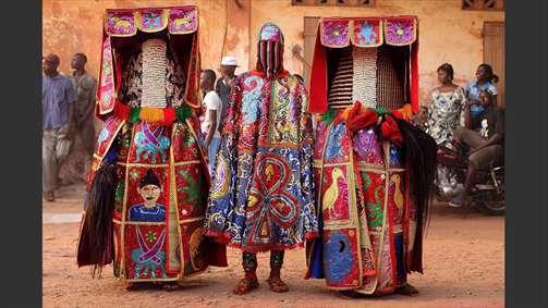 لباسهای محلی سراسر دنیا که باید ببینید