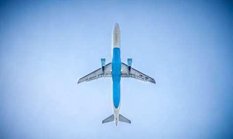 نماهایی زیبا از هواپیما