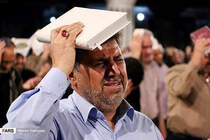 احیای شب نوزدهم ماه رمضان -استان ها