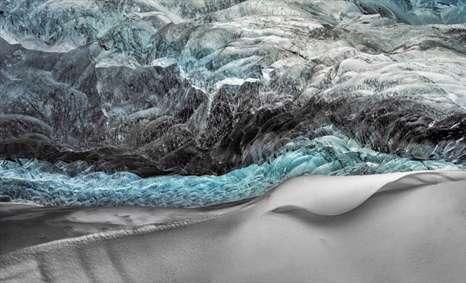 با برندگان زیباترین عکس های جهان در سال 2016 آشنا شوید؛ زمین از زوایایی شگفتانگیز