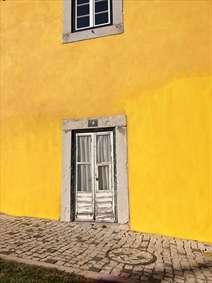 درب های رنگی زیبا