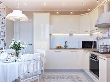عکسهای دکوراسیون داخلی آشپزخانه جدید و زیبا