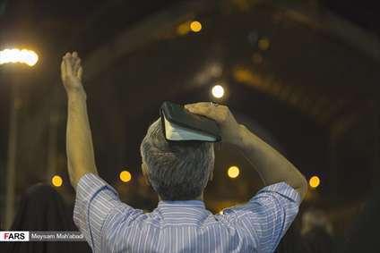 احیای شب نوزدهم ماه رمضان - تهران