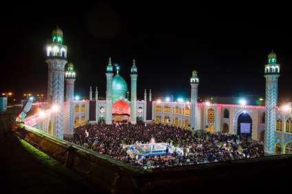 مراسم رمضان