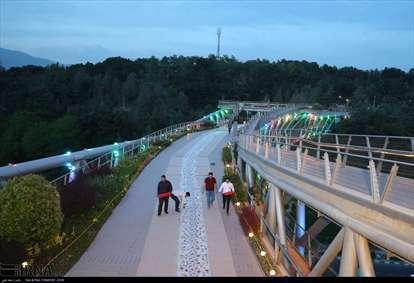 جشن میلاد امام حسن(ع) در پل طبیعت