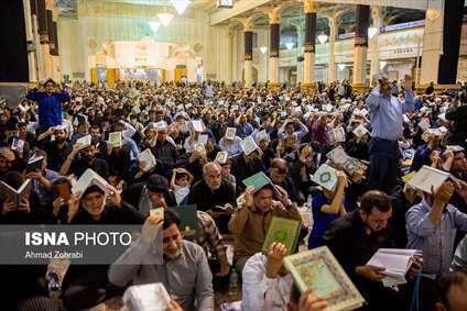 لیالی قدر، شب نوزدهم ماه مبارک رمضان در شهرهای مختلف