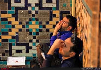 شب قدر در اصفهان