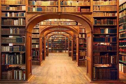 برترین کتابخانه های جهان(1)