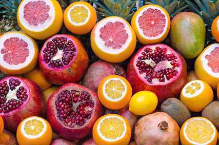 میوه های سرکنده