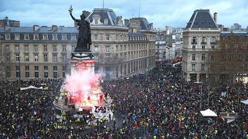 روز ملی فرانسه به روایت مردم