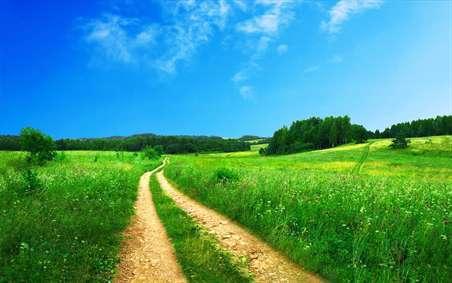 جاده بهشت
