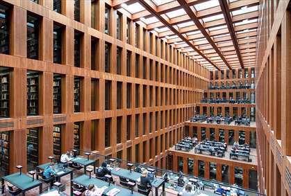 برترین کتابخانه های جهان(2)