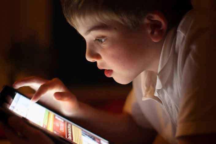 موبایل برای بچه ها