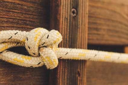 گره و طناب